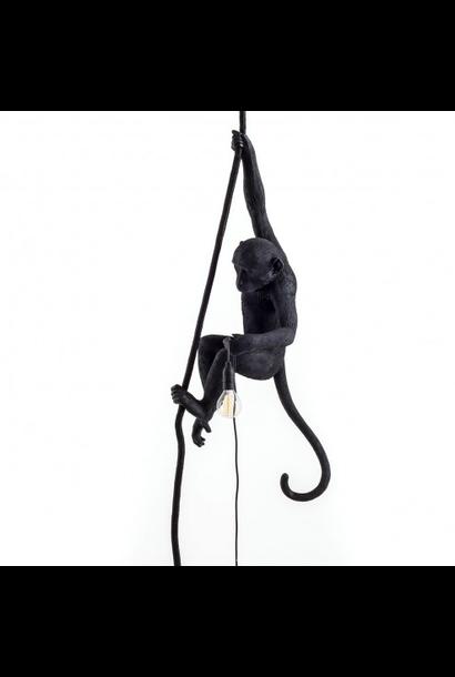 SELETTI - Rope Monkey Lamp