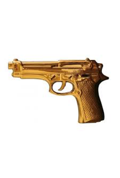 Limited Gold My Gun