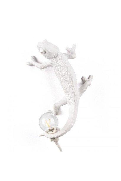 Lampe Caméléon Gauche Blanc