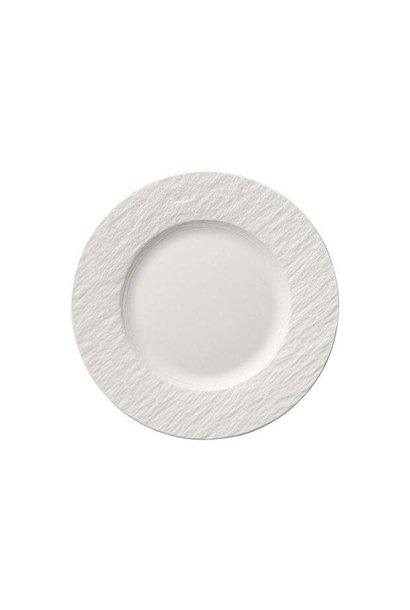 Manufacture Rock White Dessert Plate 22cm