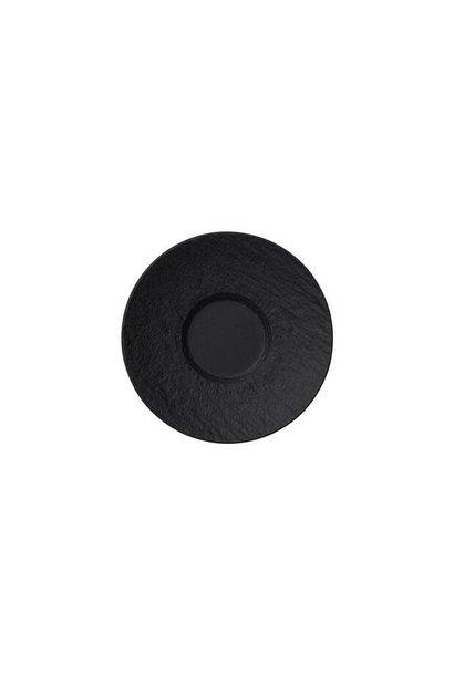 Manufacture Rock Espresso Saucer Black