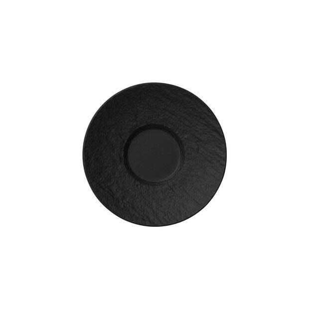 Manufacture Rock Espresso Saucer Black-1
