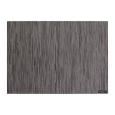 Placemat Bamboo Flanelle Grey 36x48cm-1