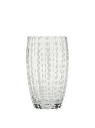 Transparent Goblet Glass-1