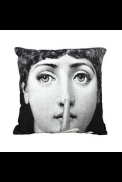 Silenzio cushion 40x40cm