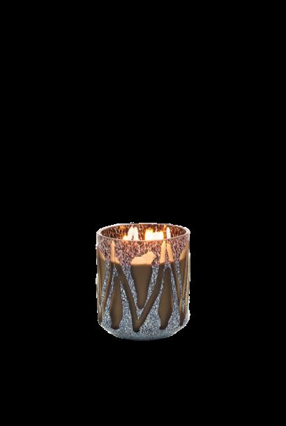 Candle Nature Brown Safari S