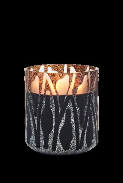 Candle Nature Grey Zanzibar L