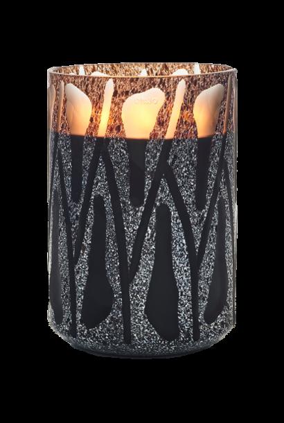 Candle Nature Grey Zanzibar XL