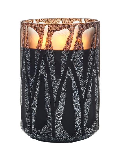 Candle Nature Grey Zanzibar XL-1