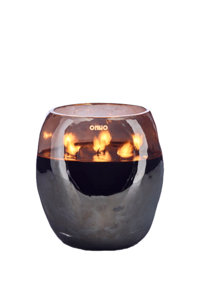 Candle Cape Smoked Grey Sage L