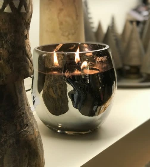 Candle Cape Smoked Grey Sage XL-2