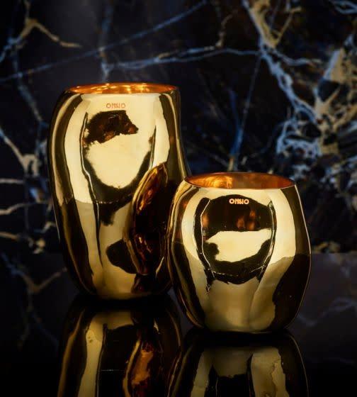 Candle Cape Gold Sage XL-2