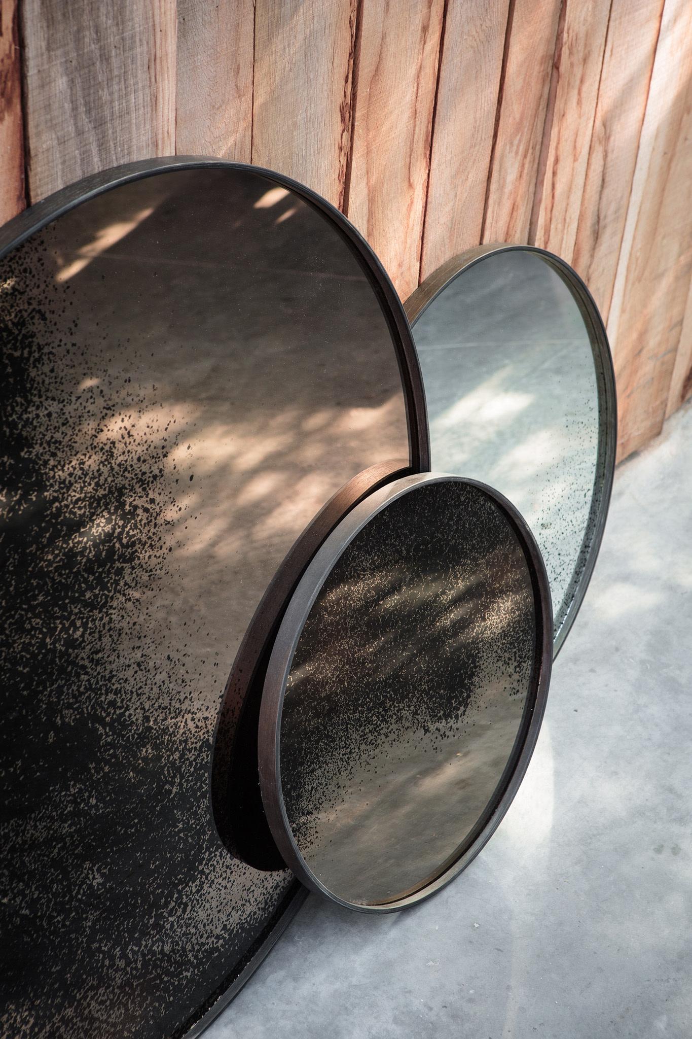Tray Mirror Bronze S-7