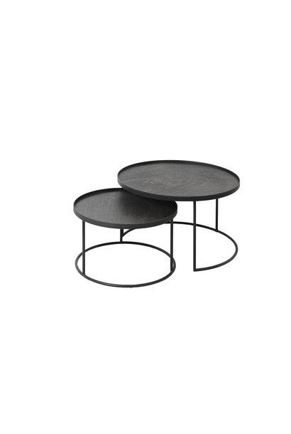 Set Coffee Tables Trays S / L