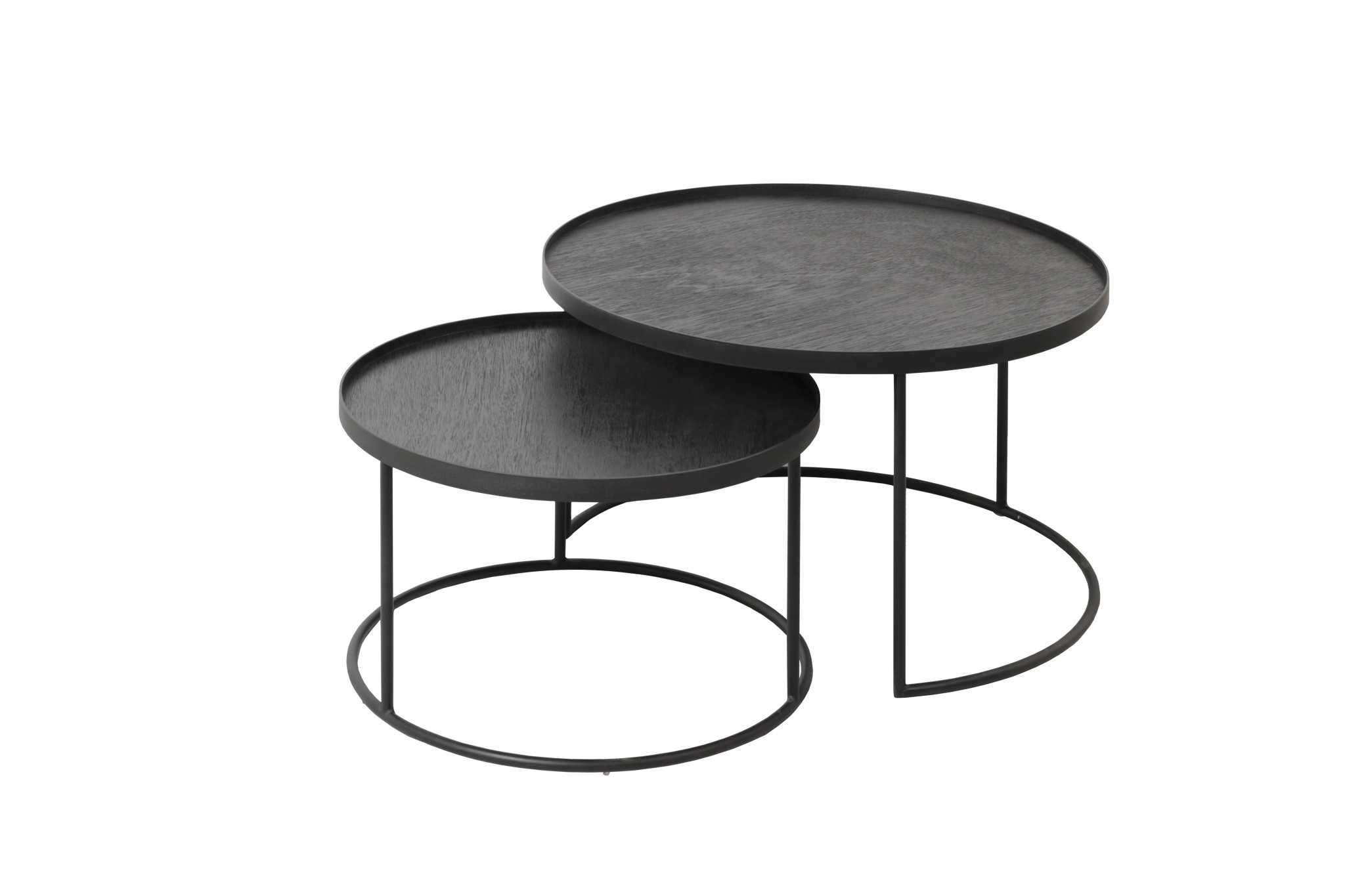 Set Coffee Tables Trays S / L-1