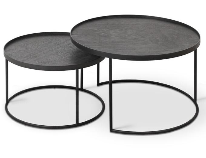 Set Coffee Tables Trays S / L-2