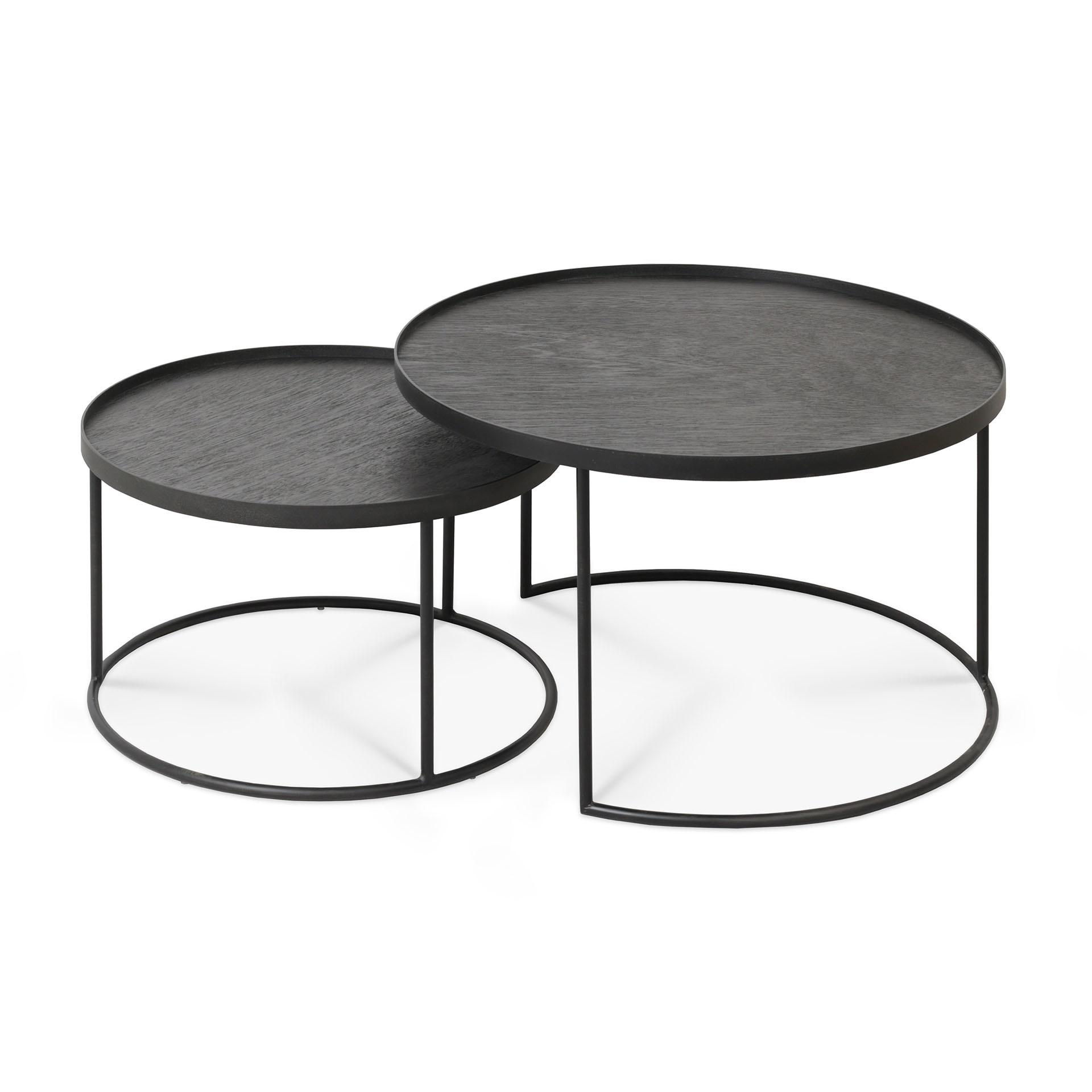 Set Coffee Tables Trays S / L-3