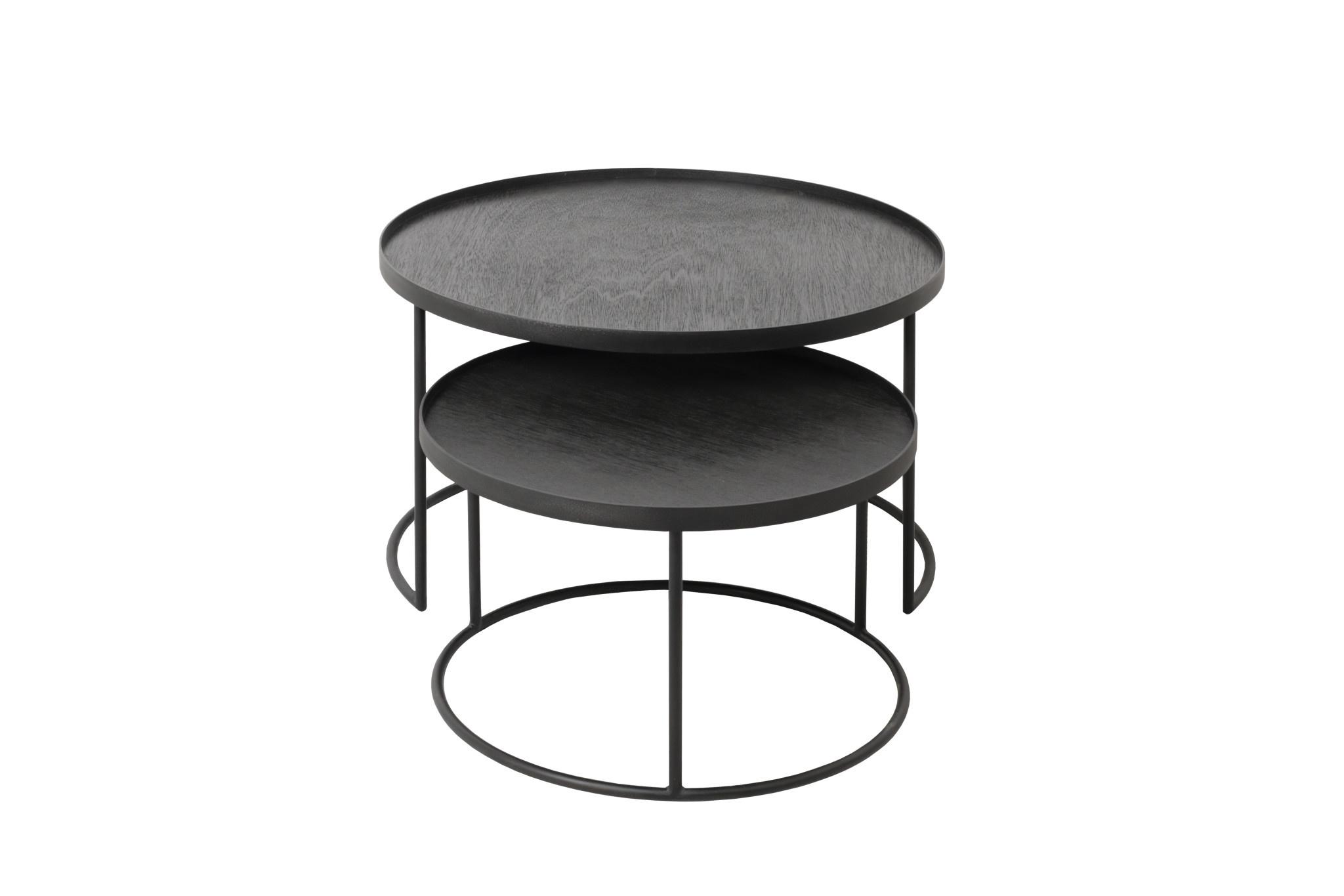 Set Coffee Tables Trays S / L-8