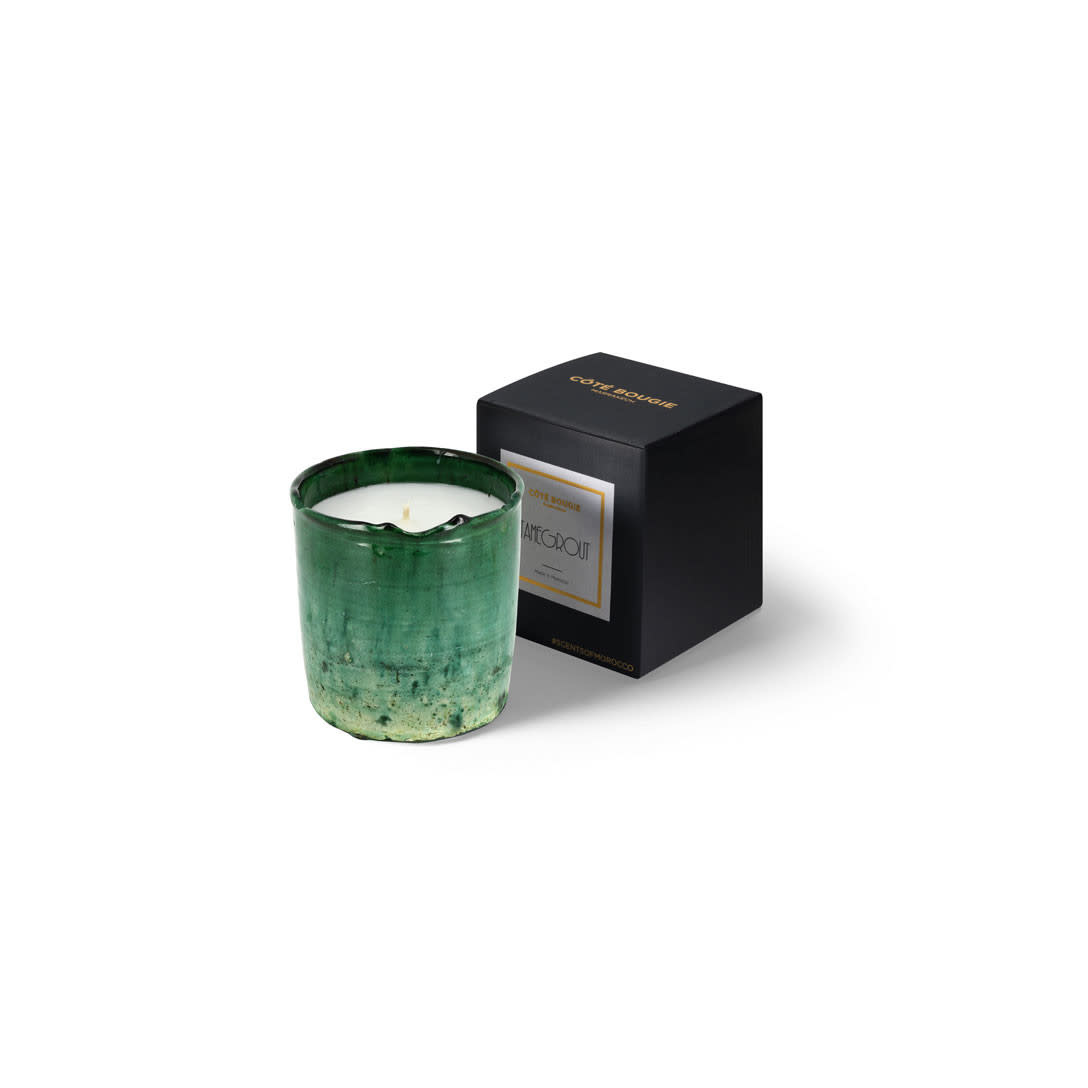 Tamegrout Mint & Tea Candle S-2