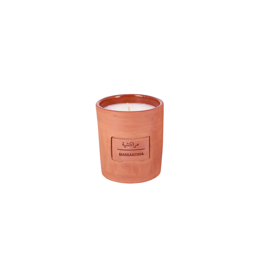 Candle Marrakchia Orange Blossom & Mandarin-1