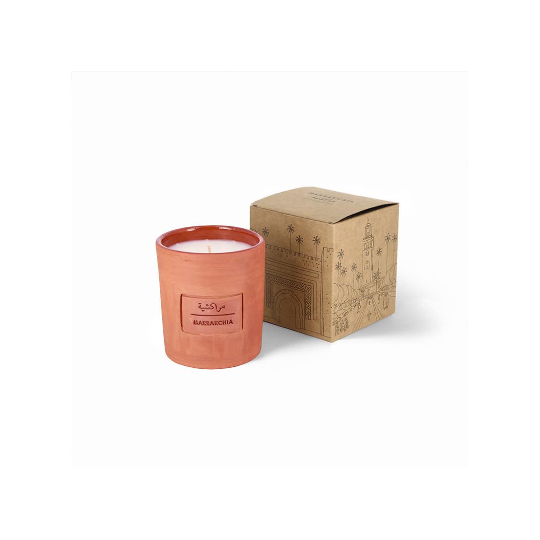 Candle Marrakchia Orange Blossom & Mandarin-2