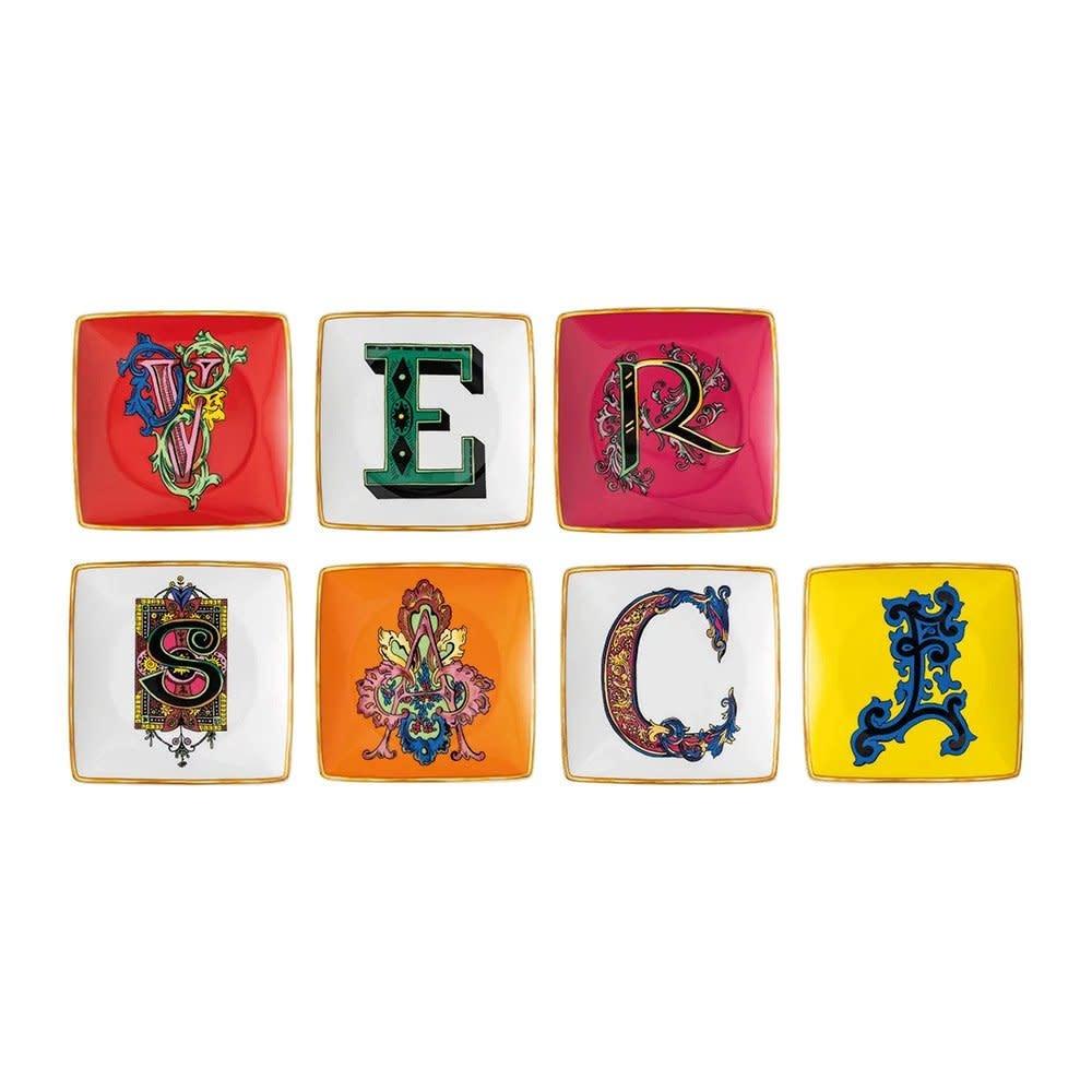 Versace Holiday Alphabet Set-2
