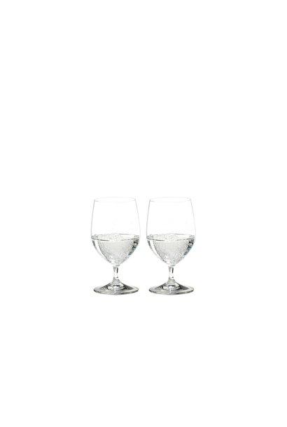 Vinum Water Glasses Set 2 Pcs