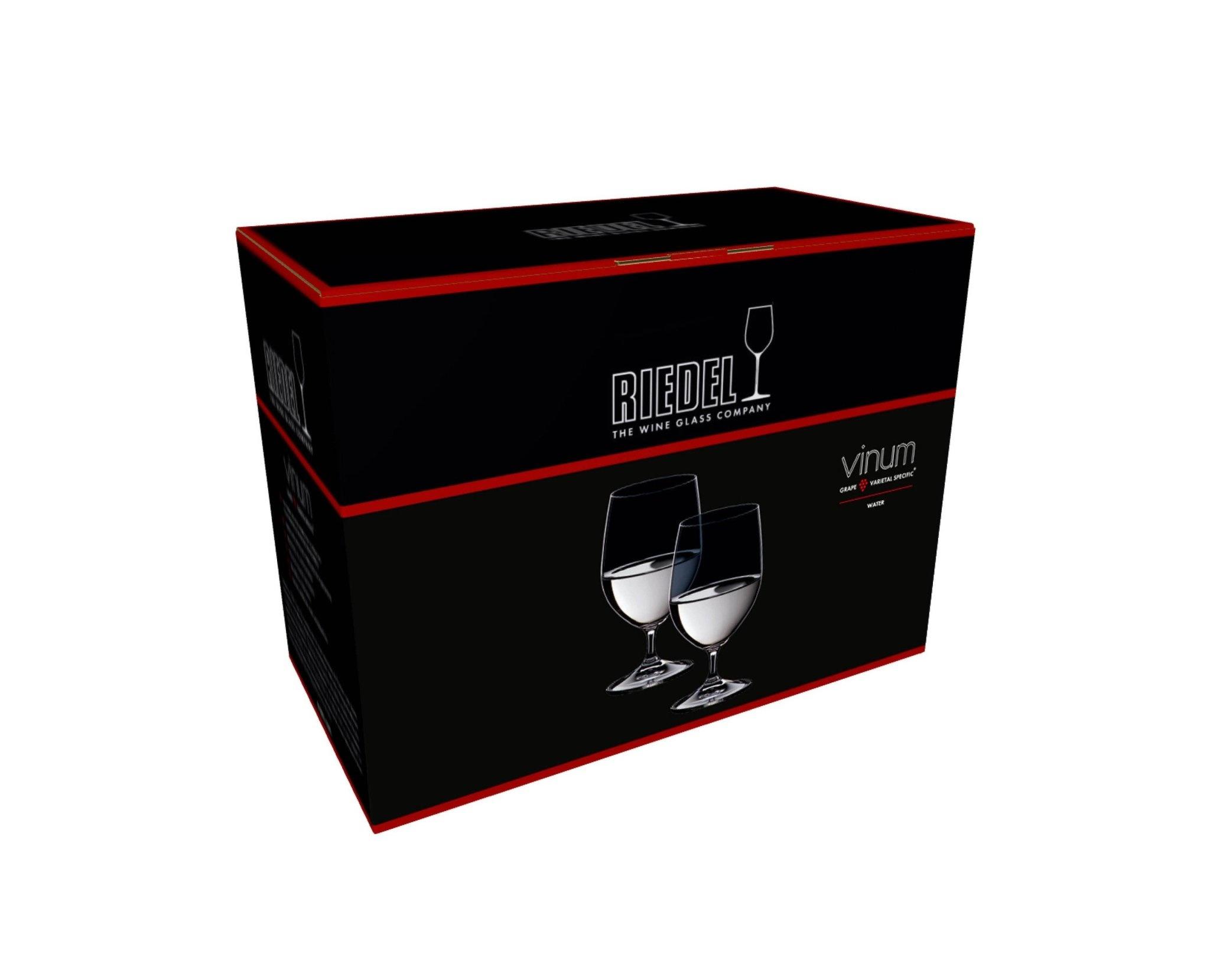 Vinum Water Glasses Set 2 Pcs-6