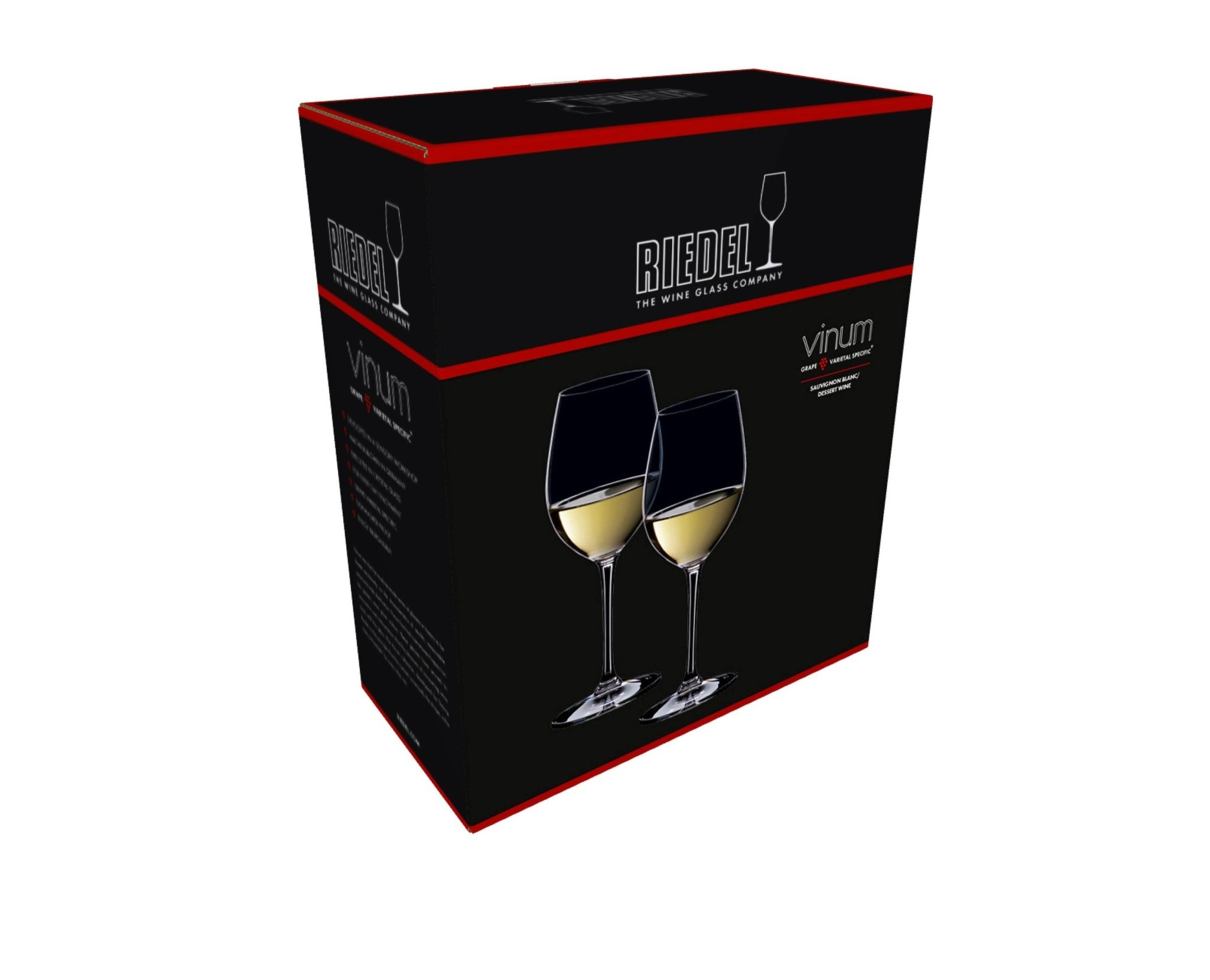 Sauvignon Blanc Glasses Set 2 Pcs-4