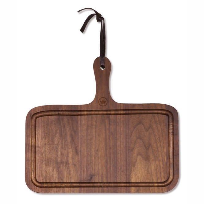 Rectangular Bread Board Walnut XS-2