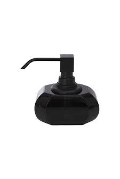 Crystal Soap Dispenser / Black