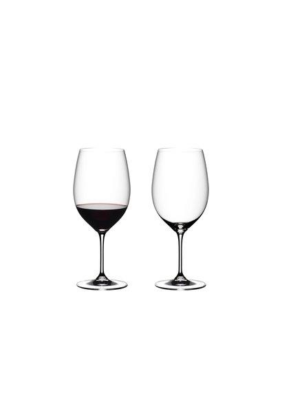 Glasses Vinum Cabernet Sauvignon Merlot  Set 2pcs