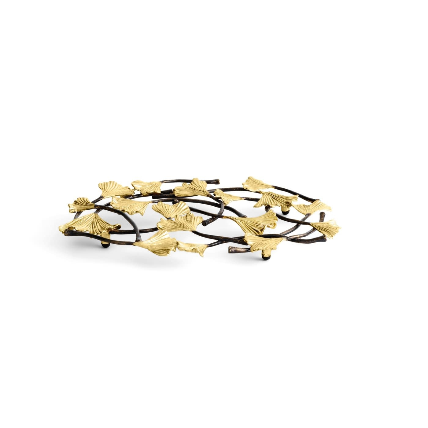 Golden Ginkgo Trivet-3