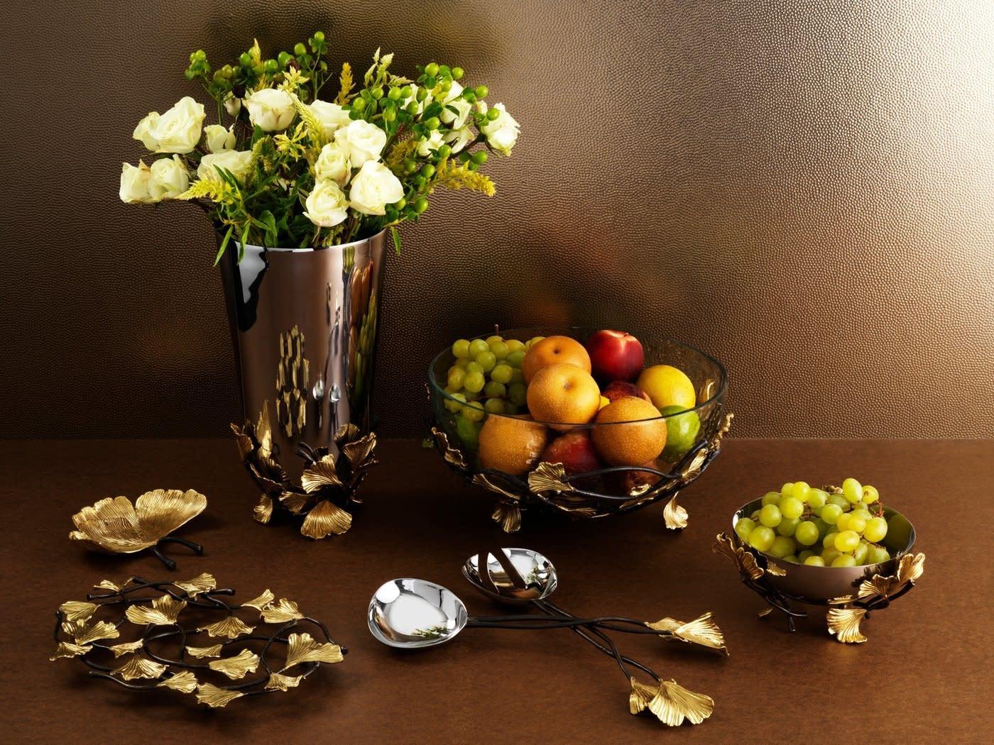 Golden Ginkgo Trivet-4