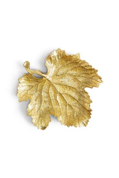 New Leaves Grape Leaf Snack Plate 20cm