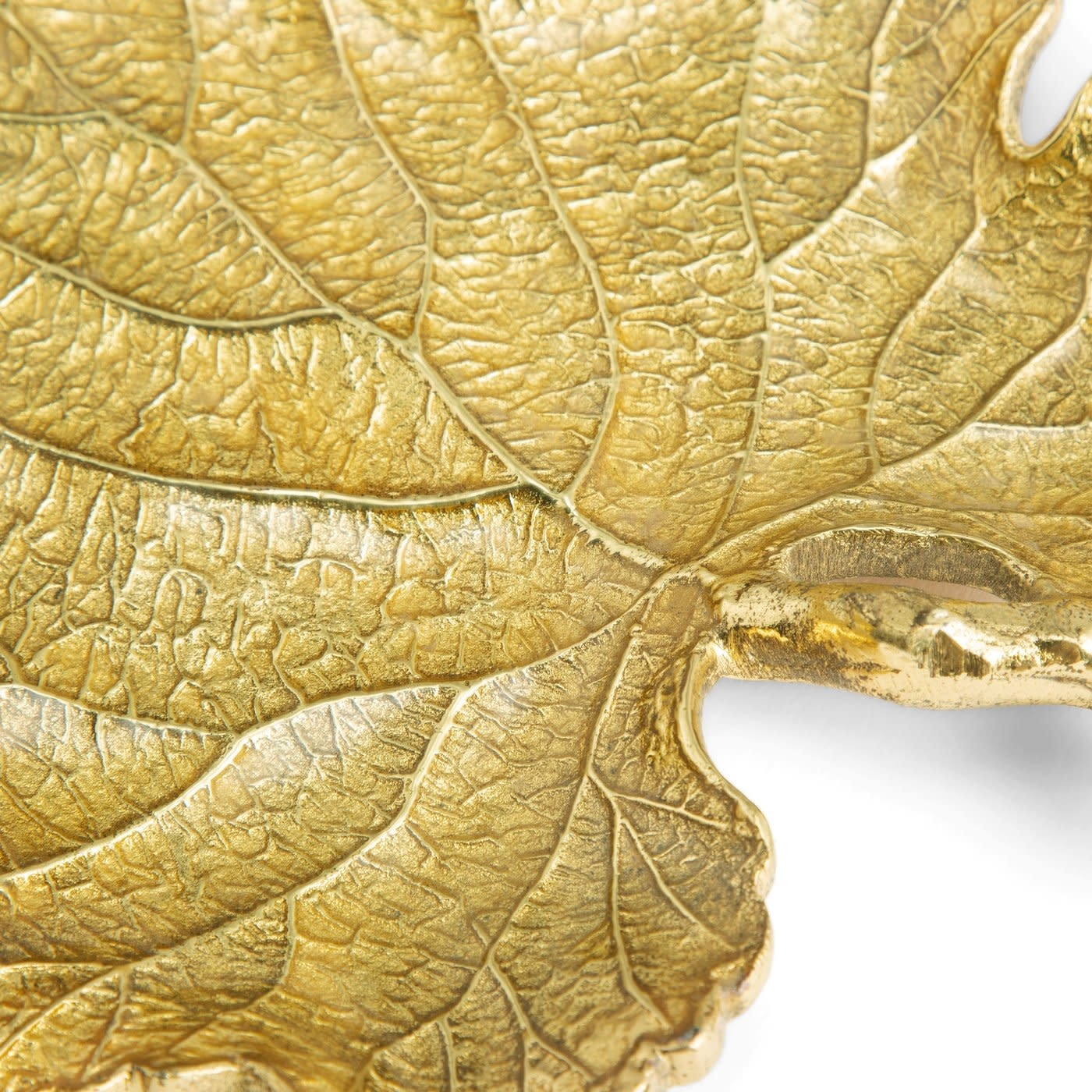New Leaves Grape Leaf Snack Plate 20cm-5