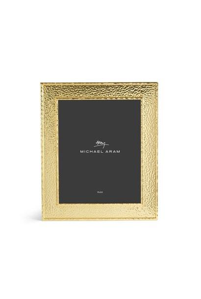 Hammertone Gold Photo Frame 20x25cm