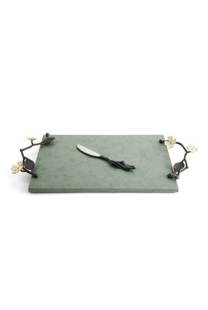 Plateau à Fromages Dogwood (avec couteau)