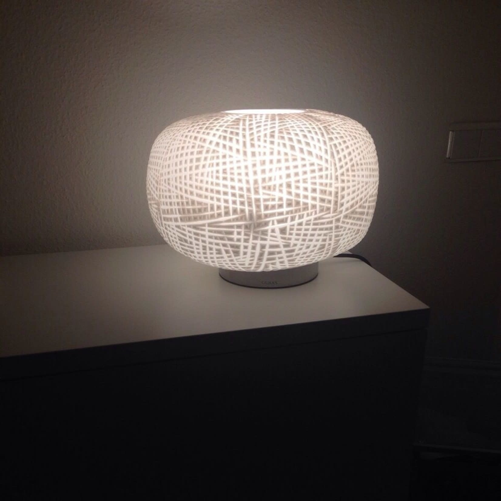 Lamp Erbse Opale MM-3