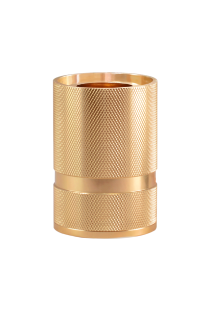 Madison Rose Gold Base With Dimmer 16cm