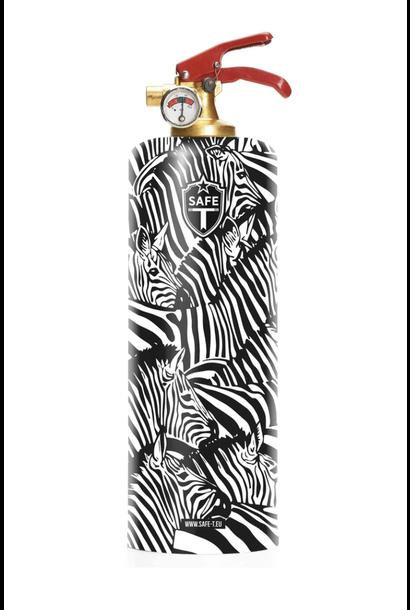Extincteur Zebre