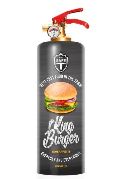 Burger Extinguisher
