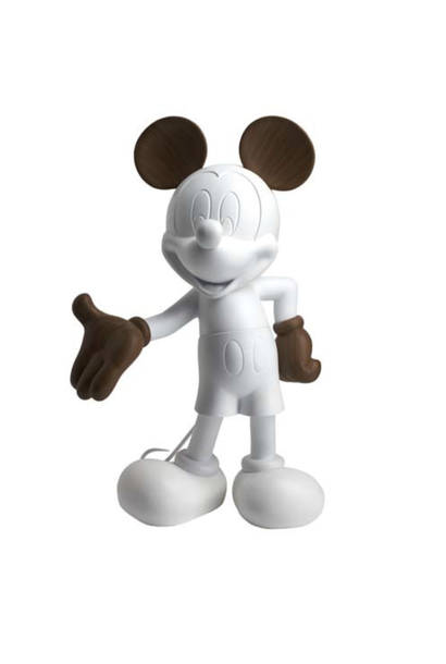 Mickey Welcome Wood 30 cm