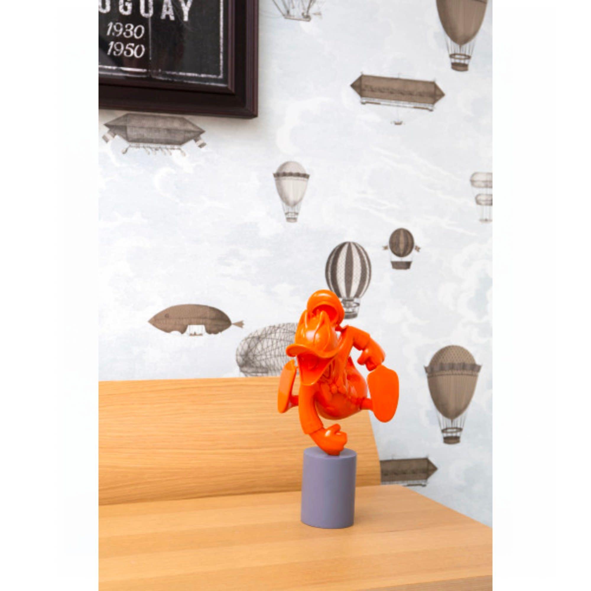 Donald Excited Orange 37cm-3