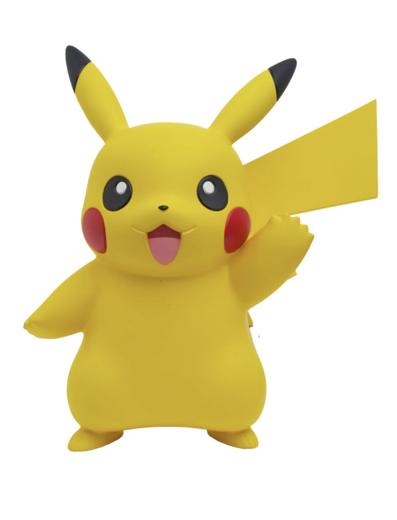 Pokemon Original Pikachu 24c-1