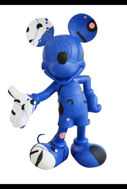 Mickey Cosmic Blue by Thomas Dariel 30cm