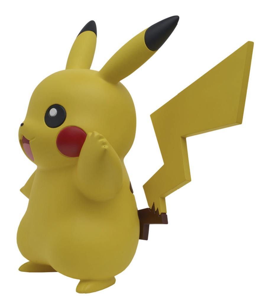 Pokemon Original Pikachu 24c-2