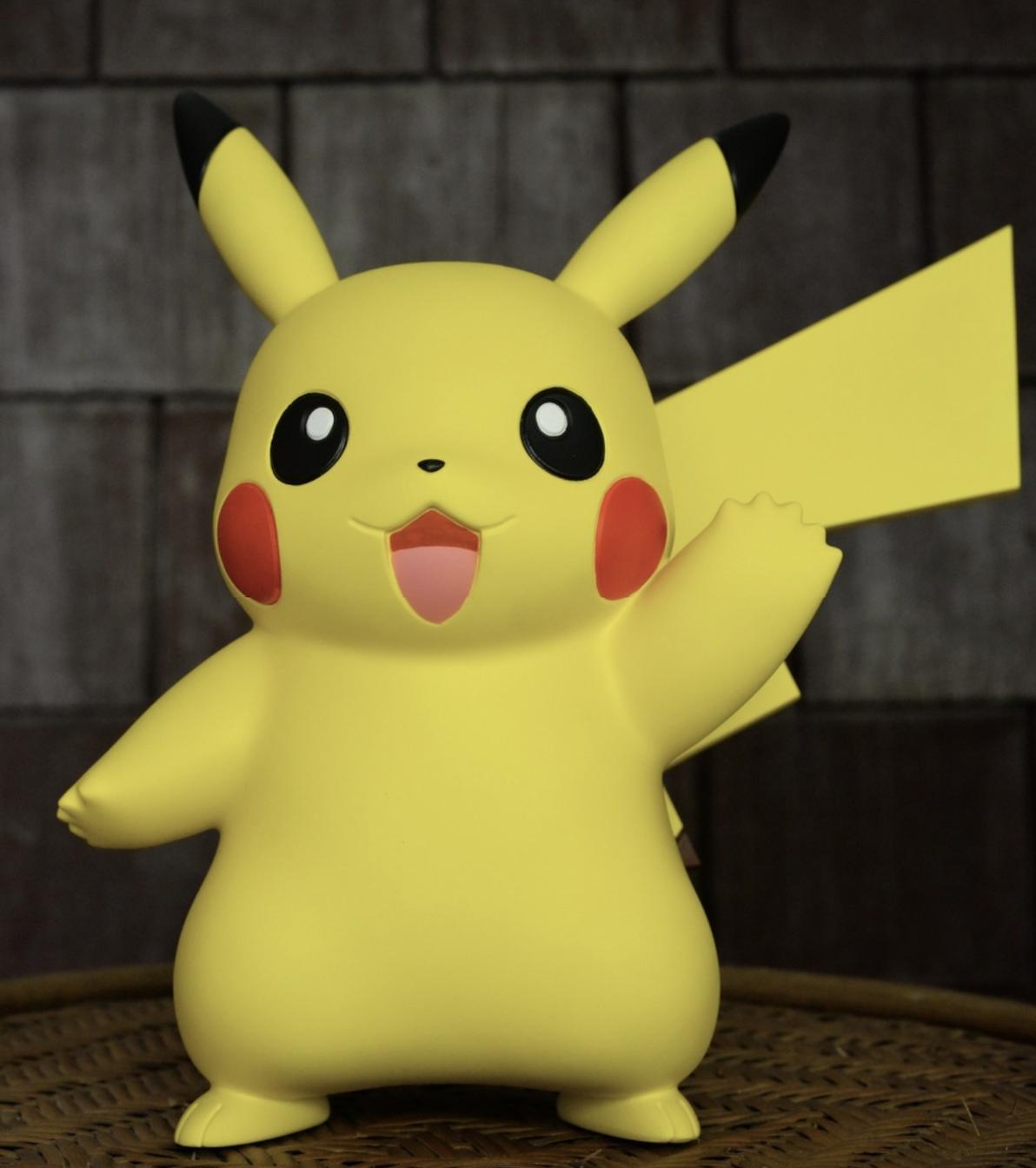 Pokemon Original Pikachu 24c-4