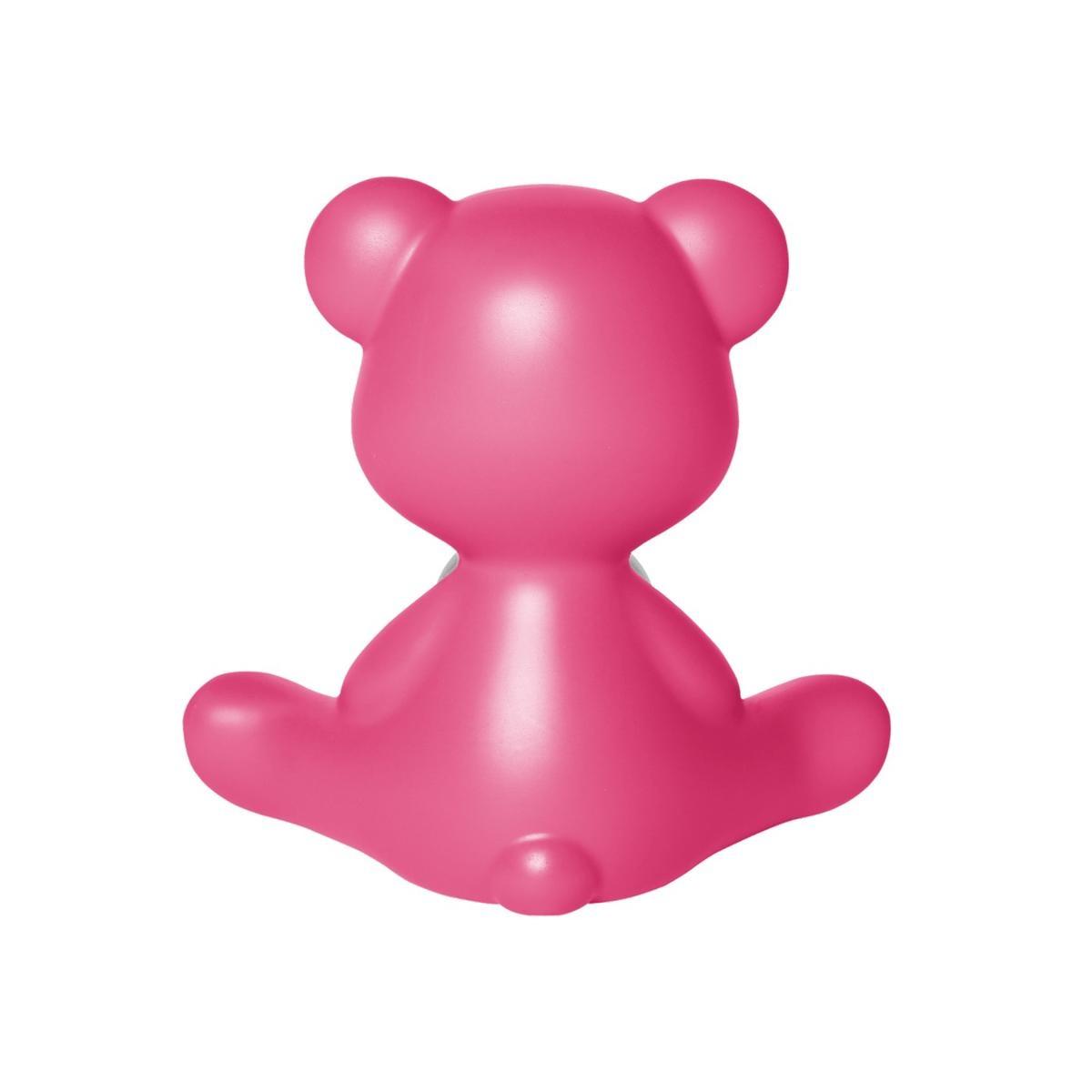 Lamp Teddy Girl Fushia-3