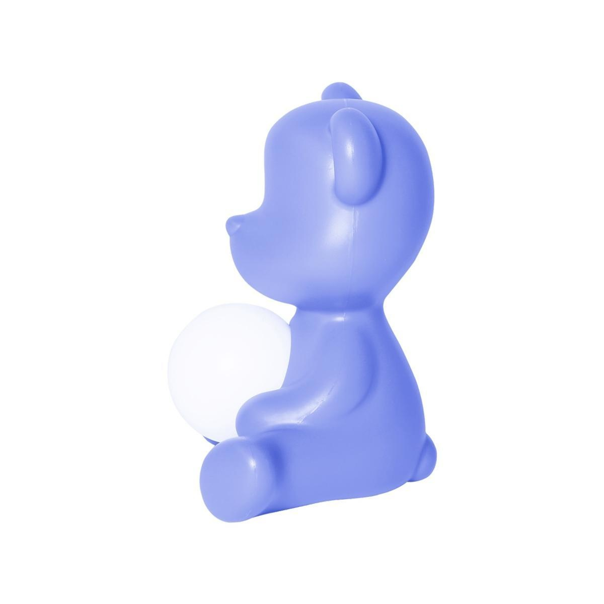 Blue Teddy Girl Lamp-4
